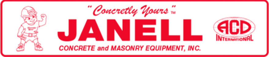 Janell Concrete and masonry equipment