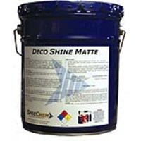 Spec Chem Deco Shine Matte Protective Sealer Janell