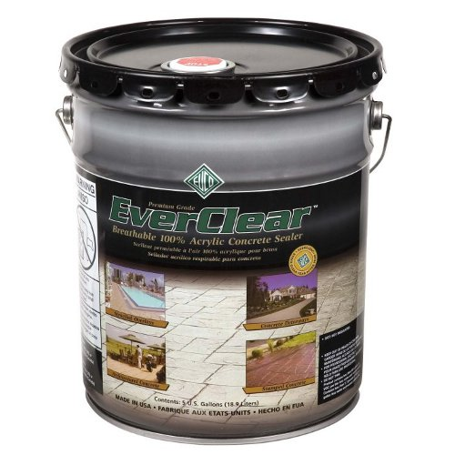 Euclid Chemical Everclear Acrylic Cure Amp Seal For